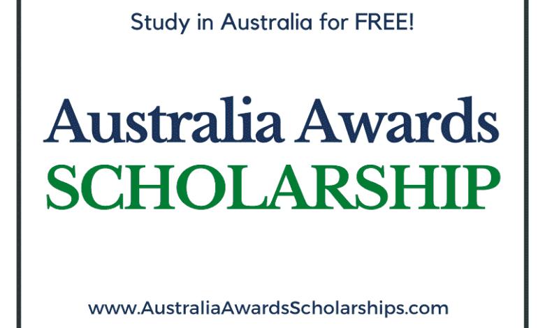 Australia Awards Scholarships 2022-2023 Website