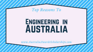 Engineering Admissions in Australia Open for Online Applications