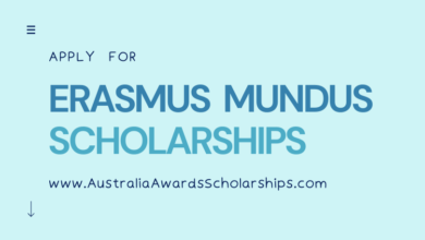 Fully-funded Erasmus Mundus Scholarships 2022 for Overseas Students