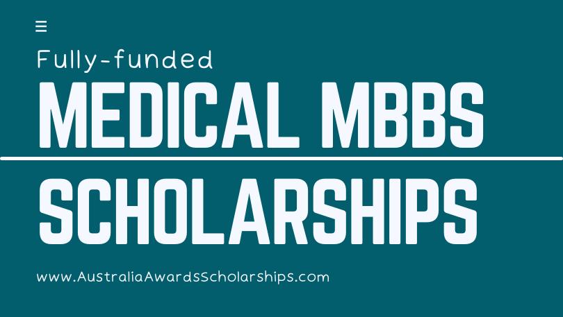 MBBS Medical Scholarships